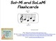 Giant Bundle! Sol-Mi & SoLaMi Iconic & Standard Notation Flashcards and Games