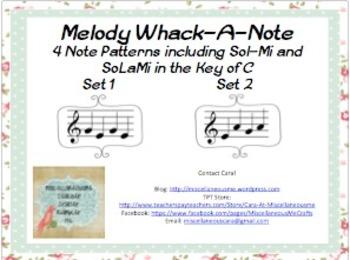 Giant Bundle! Sol-Mi & SoLaMi Iconic & Standard Notation F