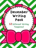 Giant December Poetry and Writing Pack