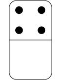 Giant Dominoes - Double 6