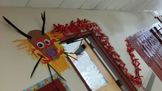 Giant Dragon decoration- printable Chinese new year手工龙头