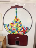 Giant Gumball Machine – Whole Class – Yearlong -Behavioral Incentive