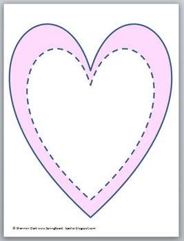 Giant Heart Label