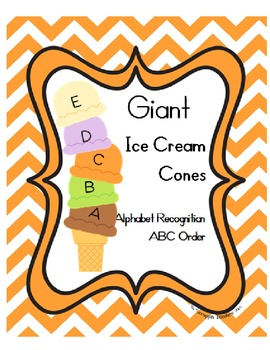 Giant Ice Cream Cones