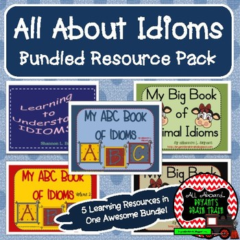 Giant Idioms Bundle