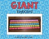 Giant Keyboard