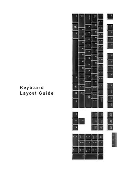 Giant Keyboard Dell Black