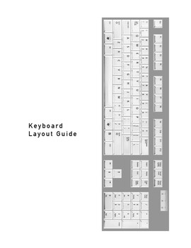 Giant Keyboard Dell White