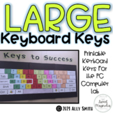 Large Keyboard Keys