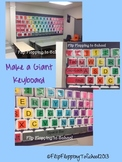 Giant Keyboard Project