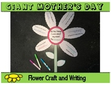 Giant Mother's Day Flower Craftivity