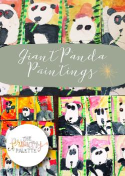 Giant Panda Paintings Lesson Plan