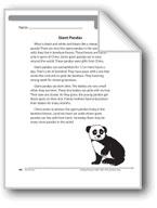 Giant Pandas (Nonfiction)
