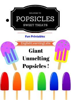 Giant Popsicles