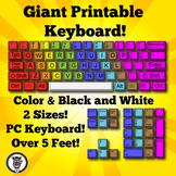 Keyboard Printable