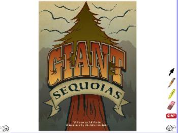 Giant Sequoias - ActivInspire Flipchart