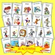 Giant Spanish Go Fish Game Bundle