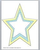 Giant Star Label