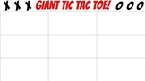Giant Tic Tac Toe Review Game!