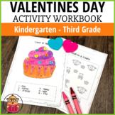 Giant Valentine's Day Activity Workbook
