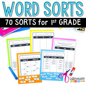Word Sort Bundle