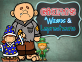Giants, Wizards & Leprechauns {High/Low Brain Break}