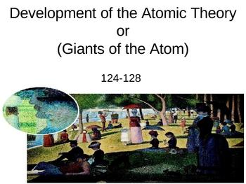 Giants of the Atom PowerPoint Presentation