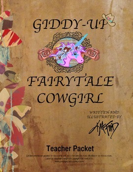Giddy-Up Fairytale Cowgirl Teacher Packet Lite