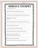 Gideon's Trumpet film viewing guide