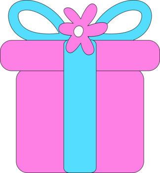 Gift Boxes - 15 total - 300 dpi