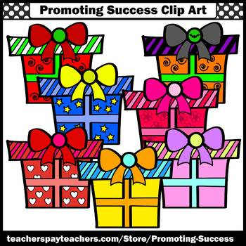 Presents Clipart Commercial Use TpT Seller Resources SPS