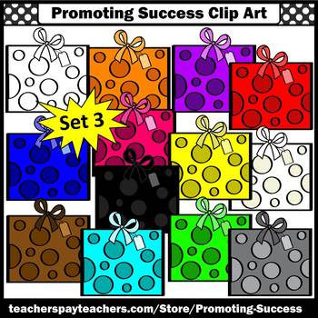 Presents Clip Art Commerical Use SPS