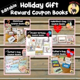 Gift Coupon Book Bundle