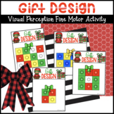 Gift Design Counting Cubes Activity