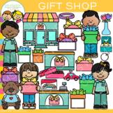 Gift Shop Clip Art