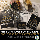 Gift Tags for Big Kids #LastMinuteGiftsforBigKids