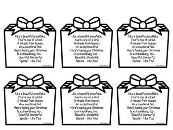 Gift Verse