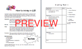 Gift Wrapping Technical Writing Essay Package
