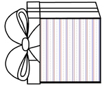 Gift Writing Paper