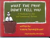 Gift book for teachers