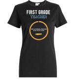 Gift for First Grade Teachers, Printable T shirt Design