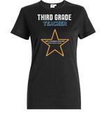 Gift for Third Grade Teachers, Printable T-shirt Design