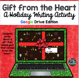 Holiday Writing Activity   Gift from the Heart