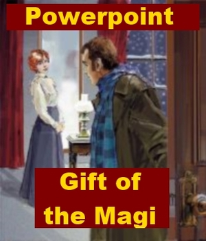 Gift of Magi - Easy Reading Powerpoint Presentation