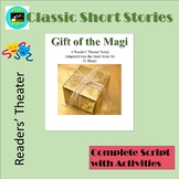 Gift of the Magi-- Readers' Theater Adaptation with Activities