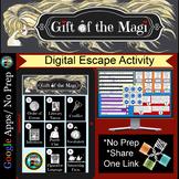 Gift of the Magi Escape Room Activity Digital Breakout Dis