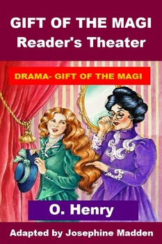 Gift of the Magi - Readers Theater and Music Mp3's