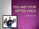 Gifted Children PowerPoint