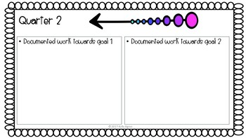 Gifted EP Goal Tracking