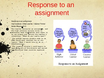 Gifted Education  Powerpoint